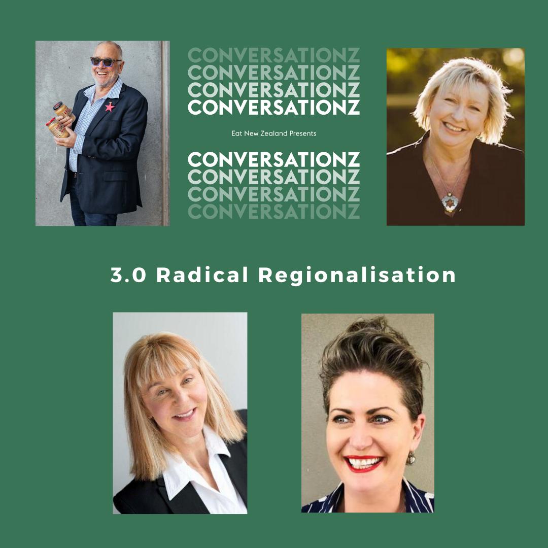 Radical Regionalisation