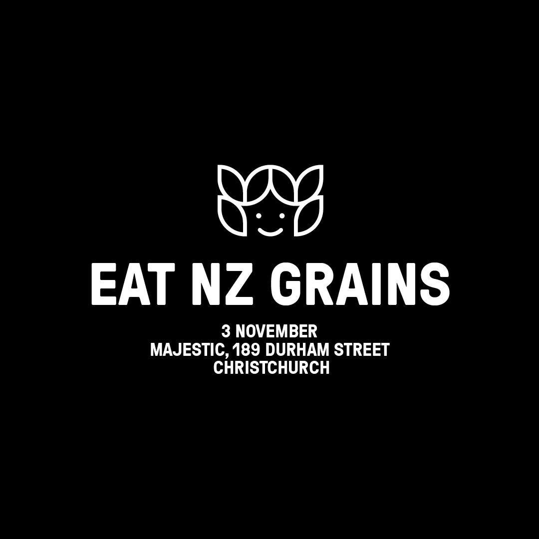 Eat NZ Grains - Weds 3rd Nov