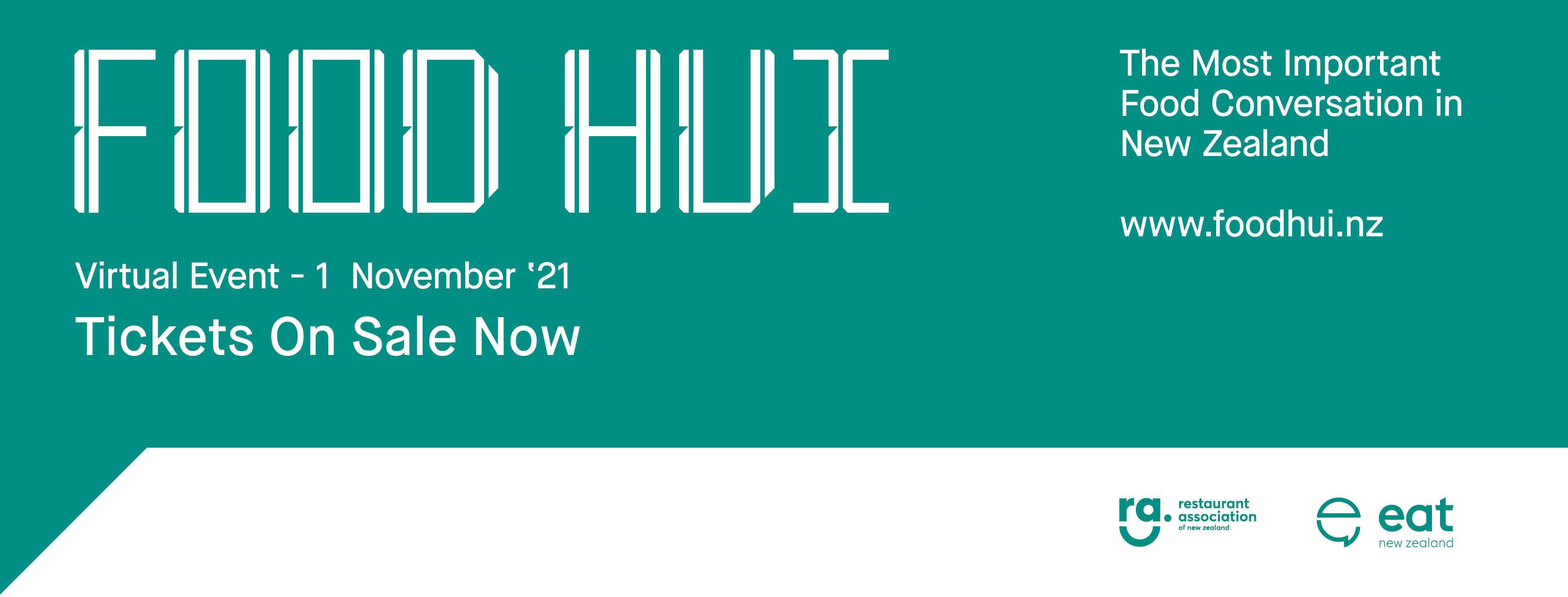 Food Hui 2021 goes ONLINE