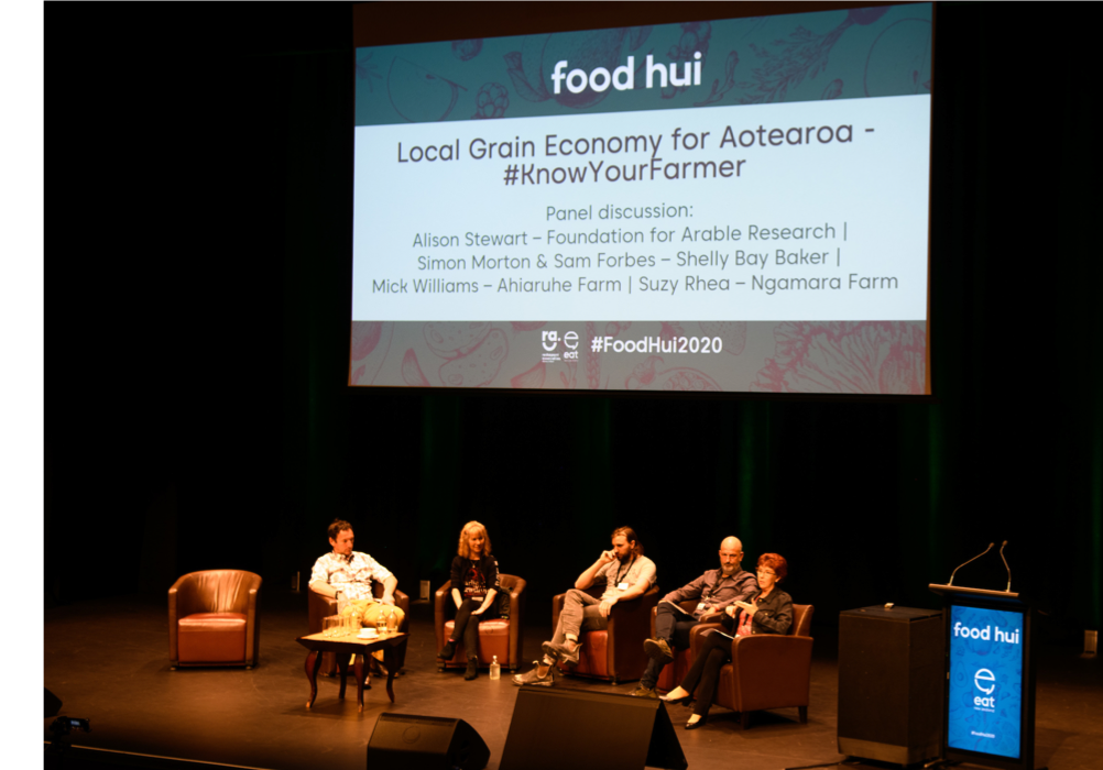 Local Grain Economy for Aotearoa. November Update.