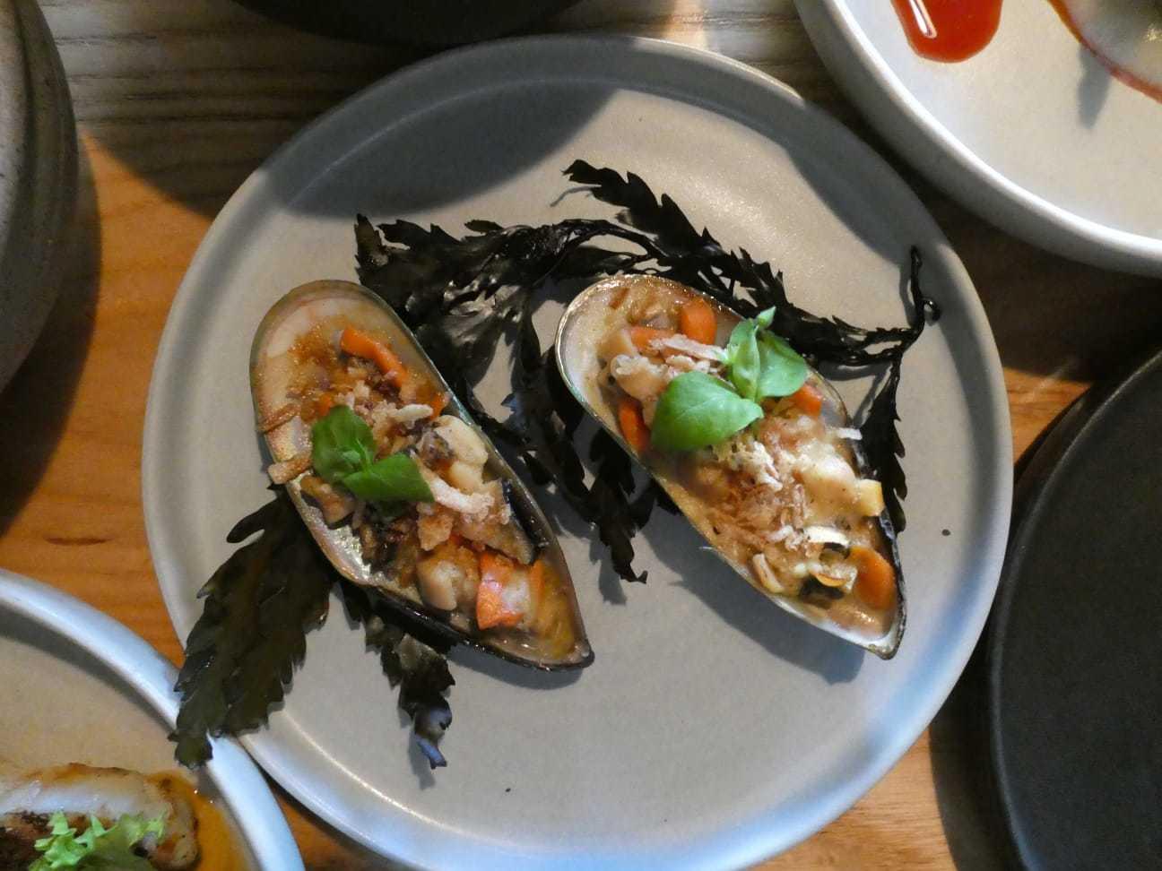 Recipe: Mussels Thermidor