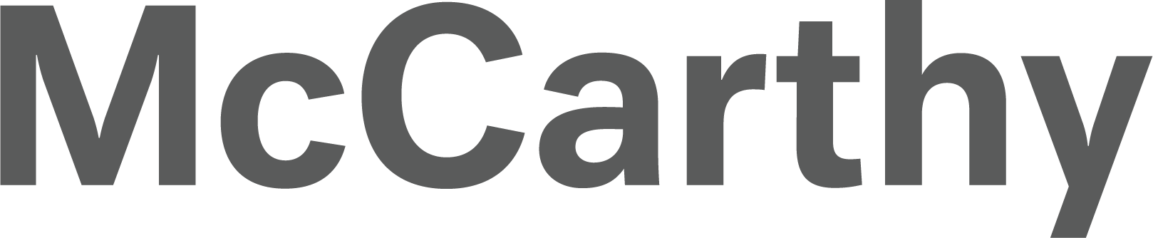 McCarthy logo