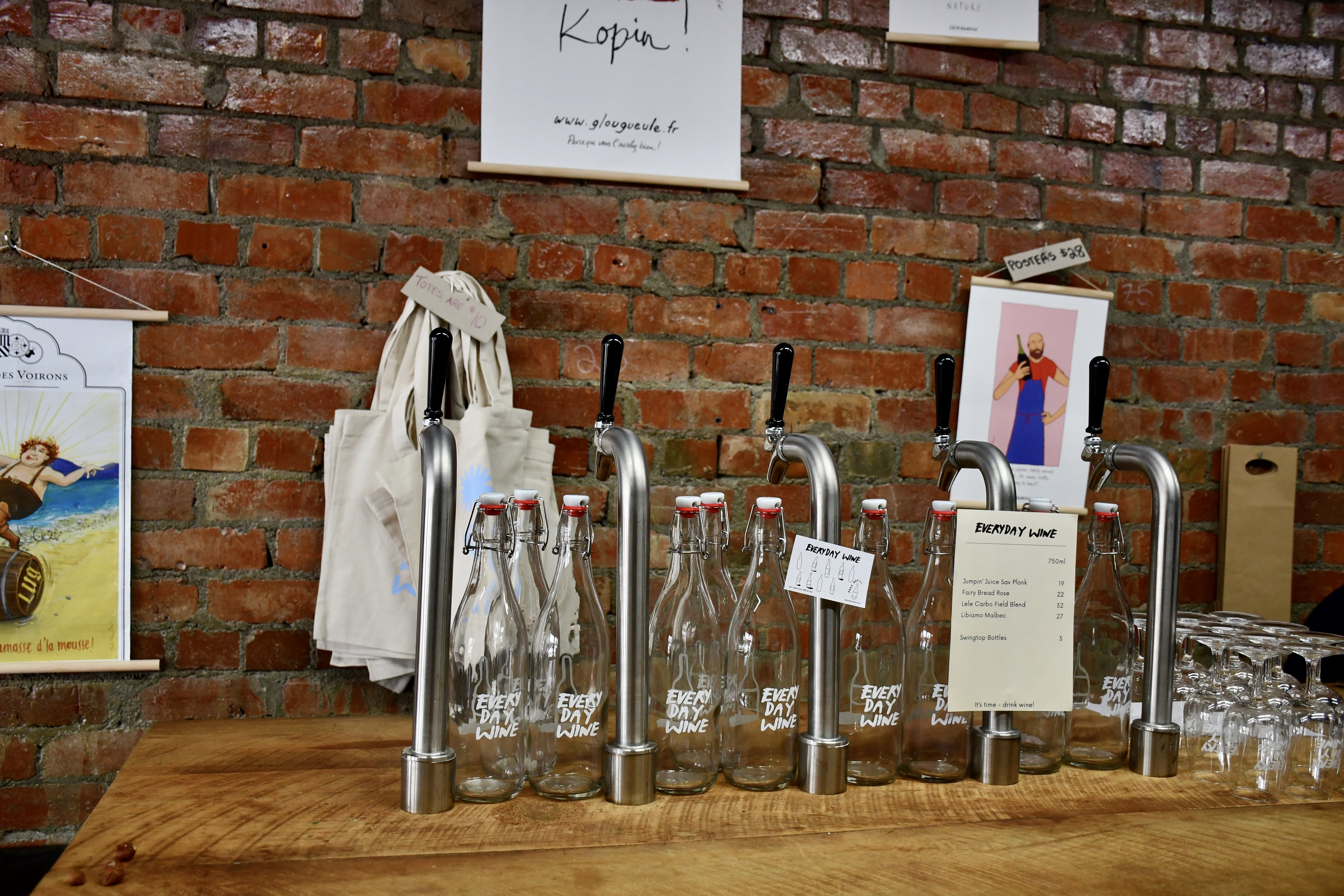 What is Tap Wine and is it any good?