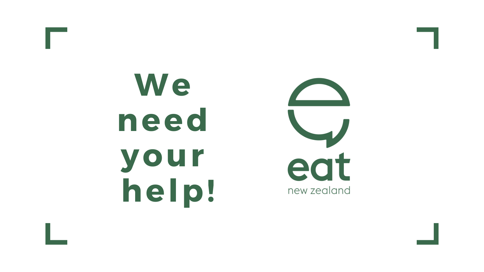 We Need Your Help! March Update