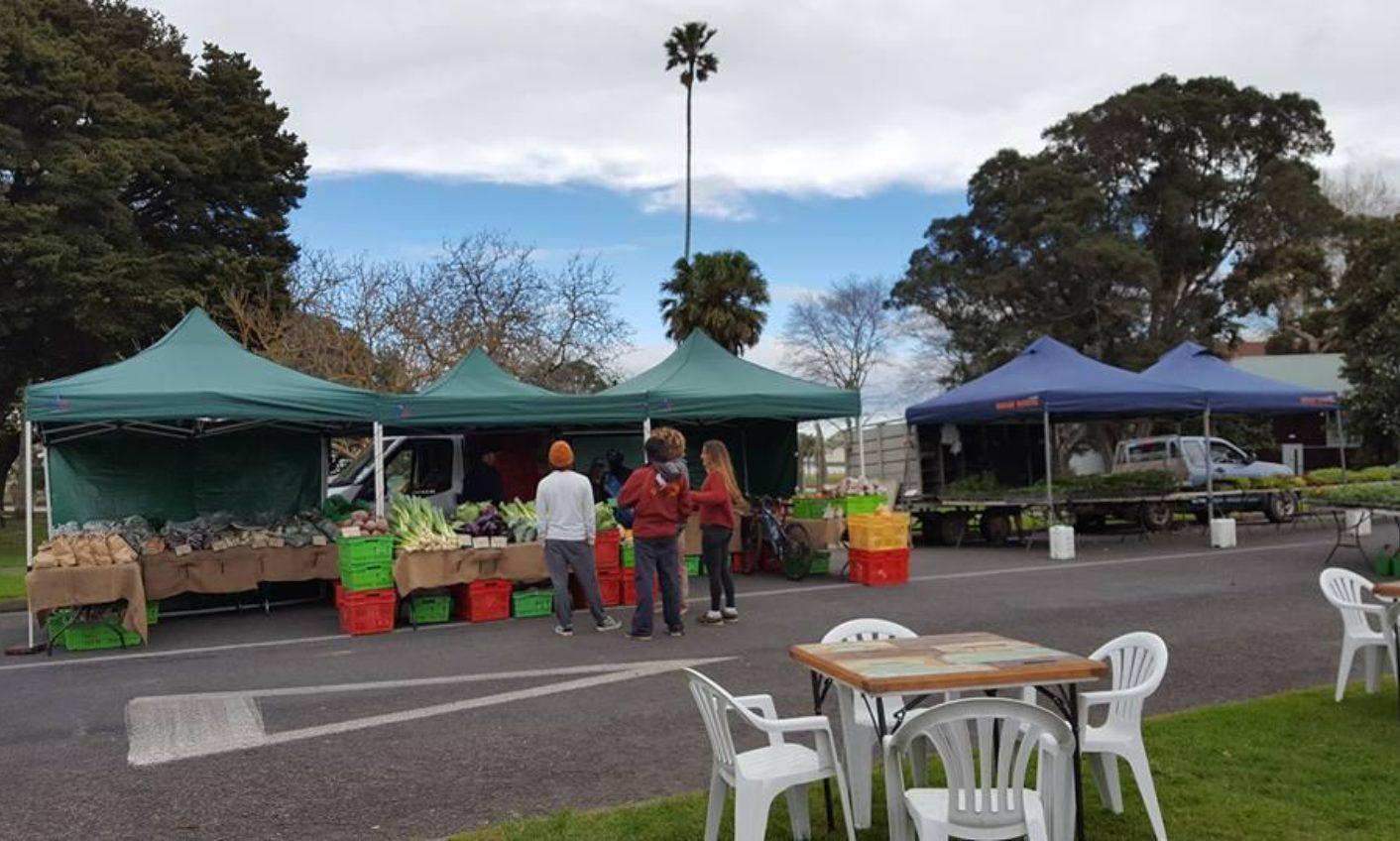 Gisborne Farmers Market 2