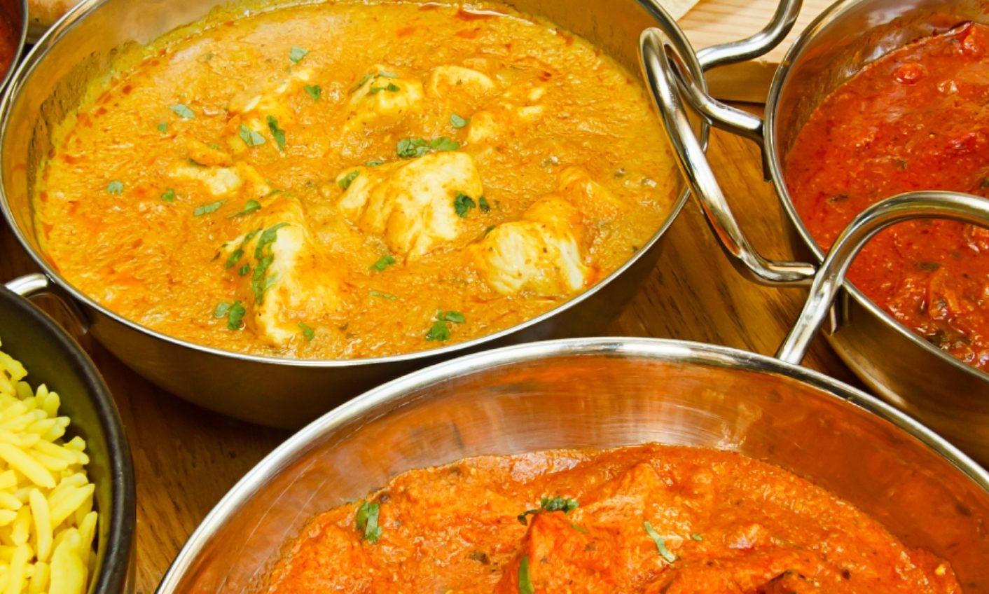 Indian Curry Shop Hamilton