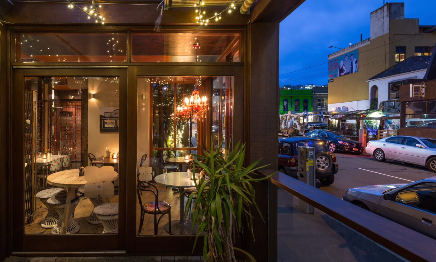 Southern Cross Garden Bar Restaurant Hero