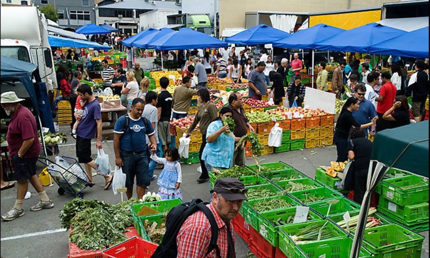 Victoria Street Farmers Market