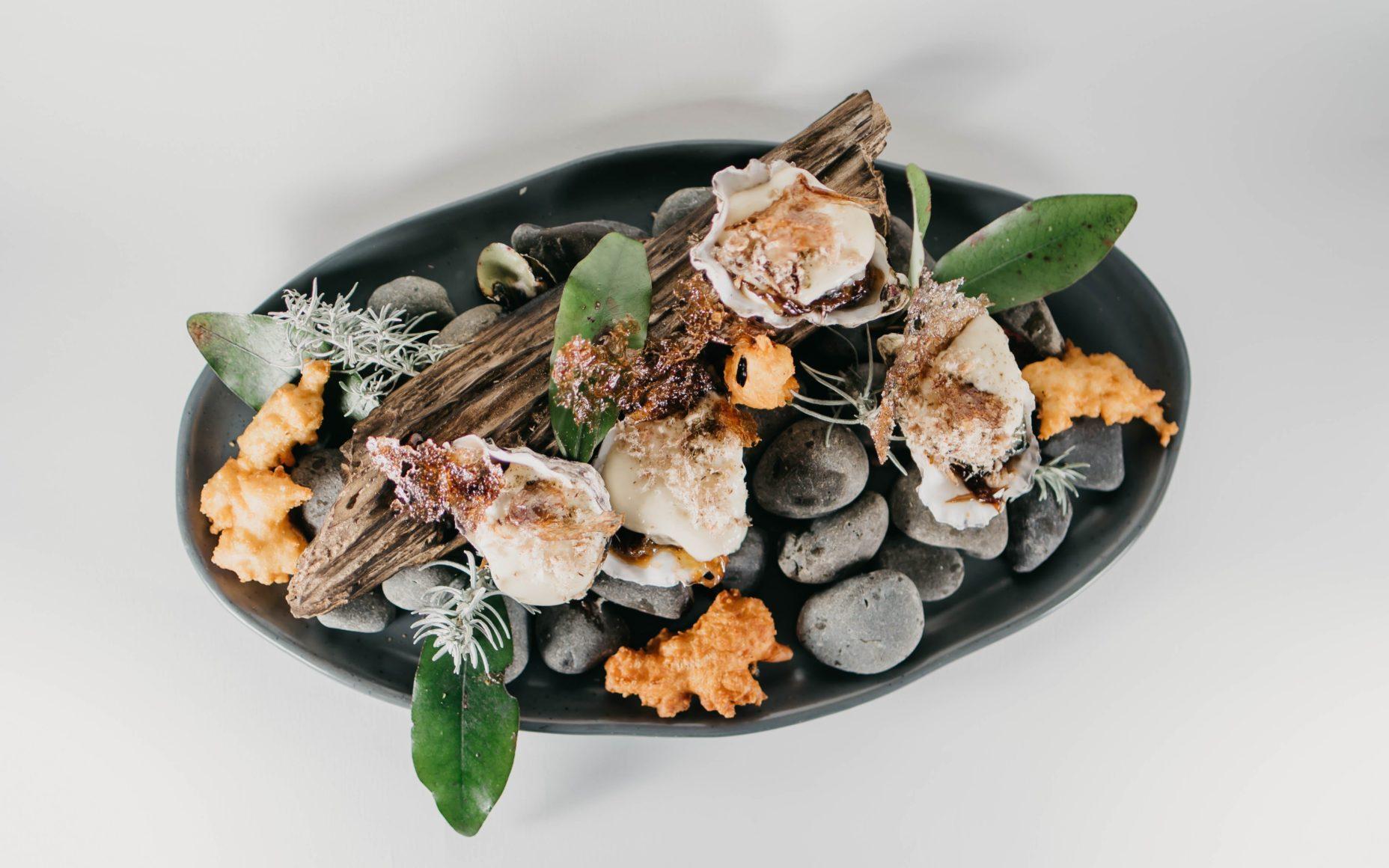 Alpha Street Kitchen Feast Matariki Dish 2019