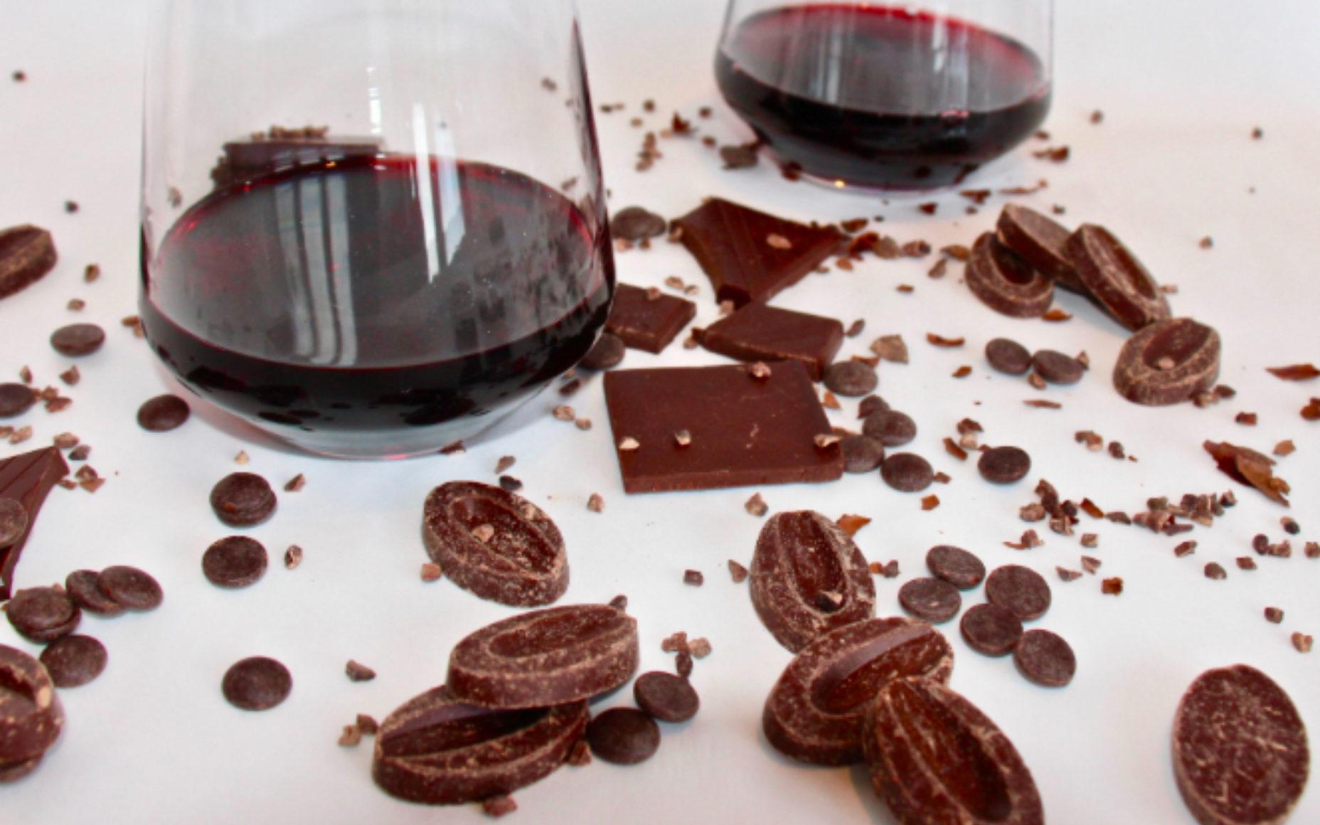 Chocolate Tasting At Oak Estate