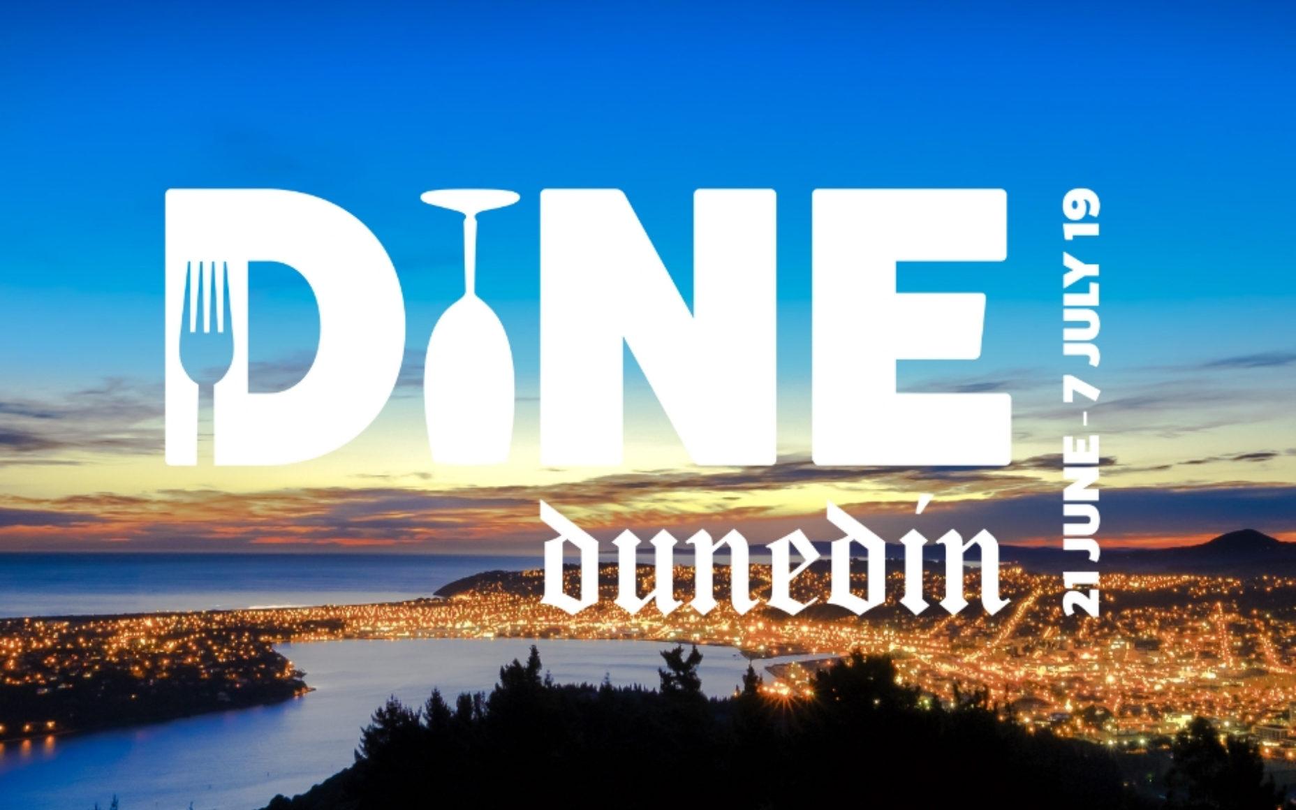 Dine Dunedin Logo