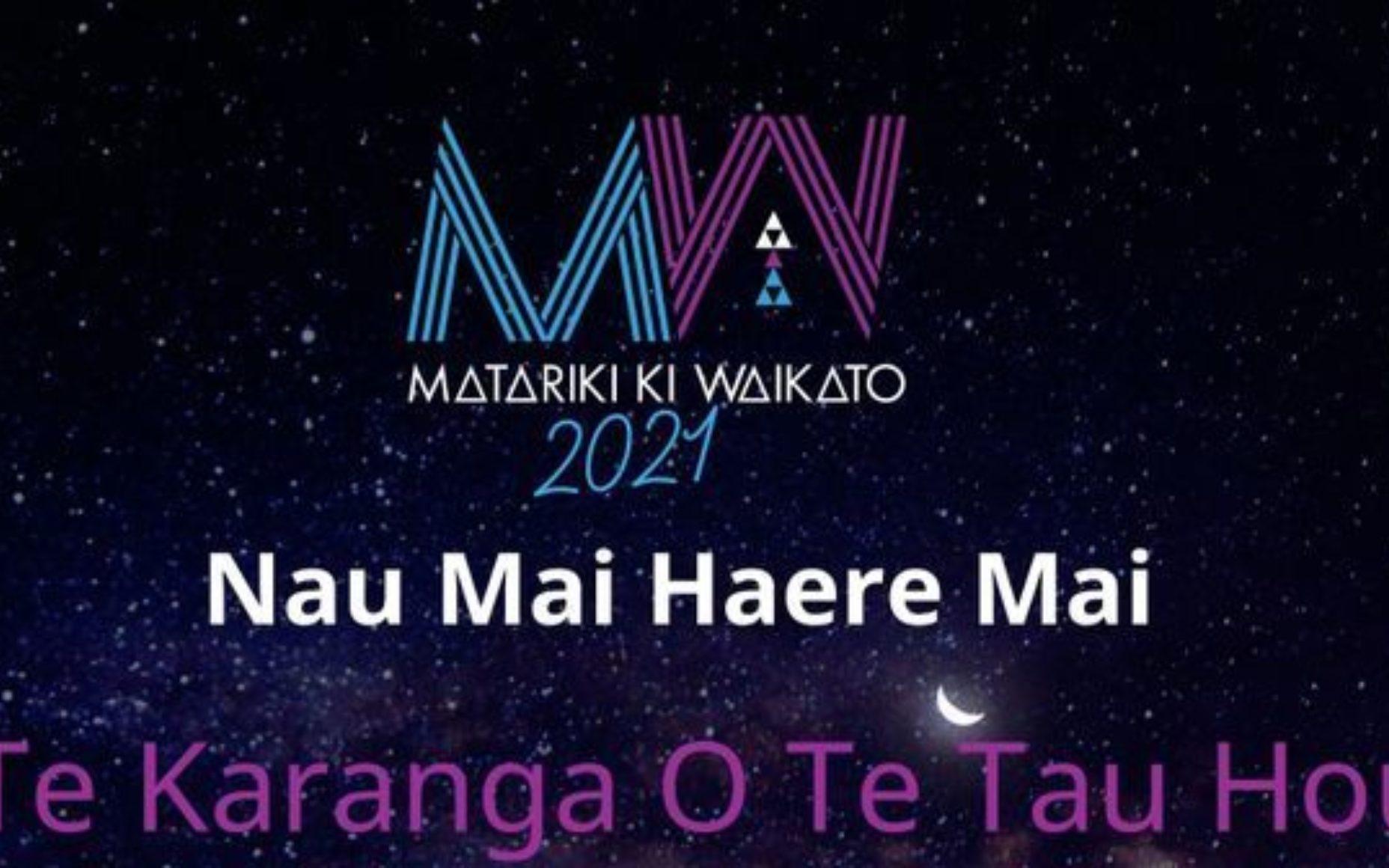 Te Karanga O Te Tau Hou Hamilton