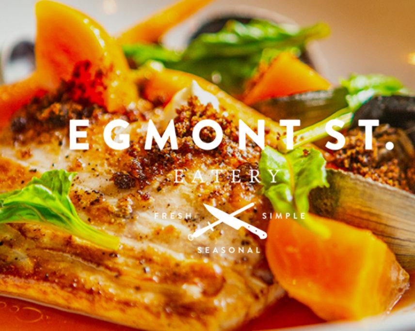 Feast Matariki Dish at Egmont St Eatery