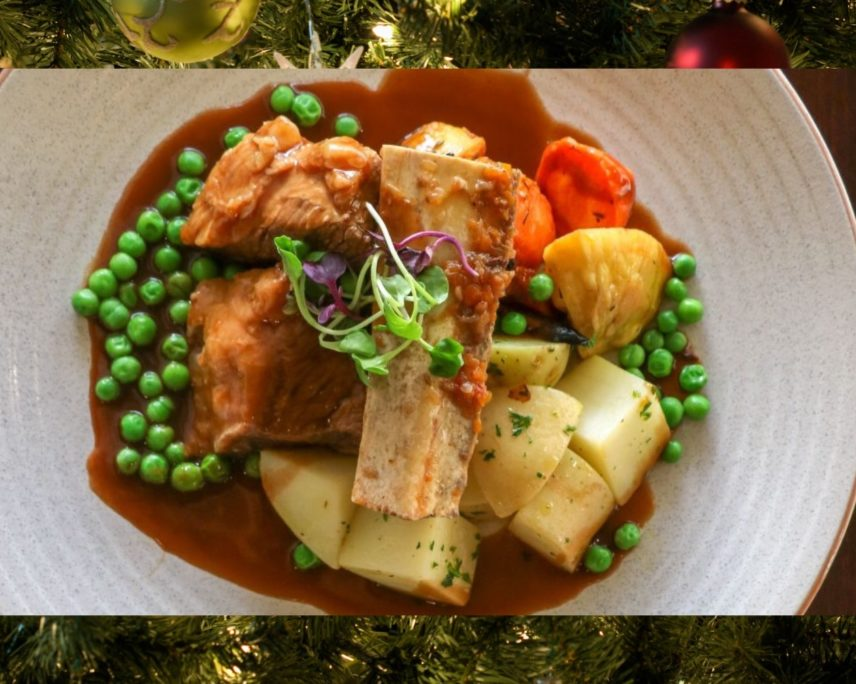 Dine Dunedin: AMERICAN-STYLE MIDWINTER CHRISTMAS BUFFET