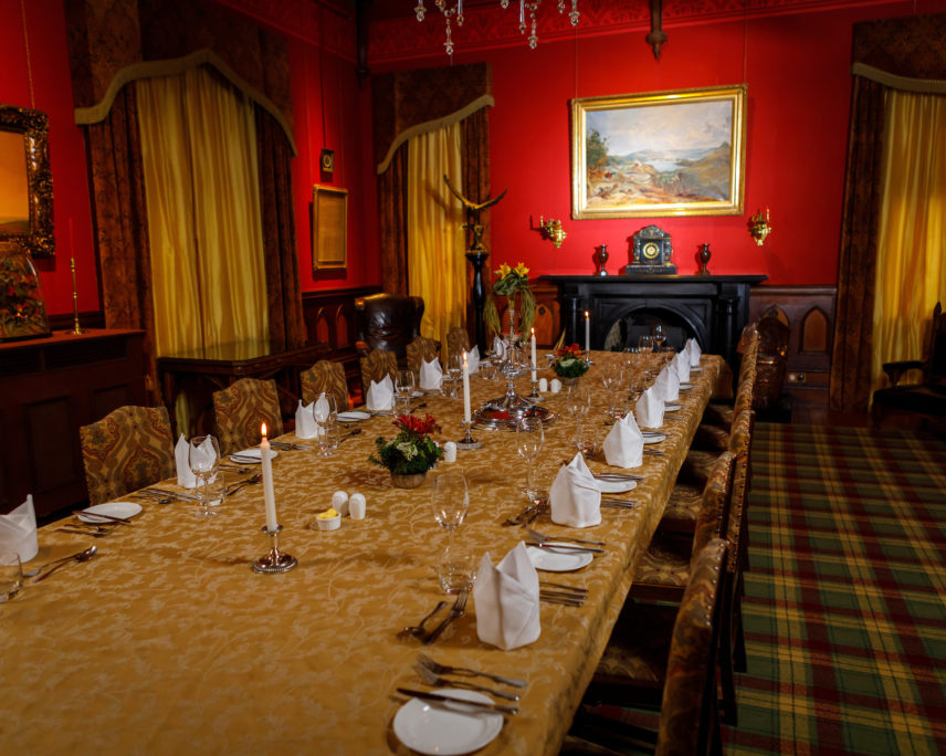 Dine Dunedin: Dinner at Larnach Castle