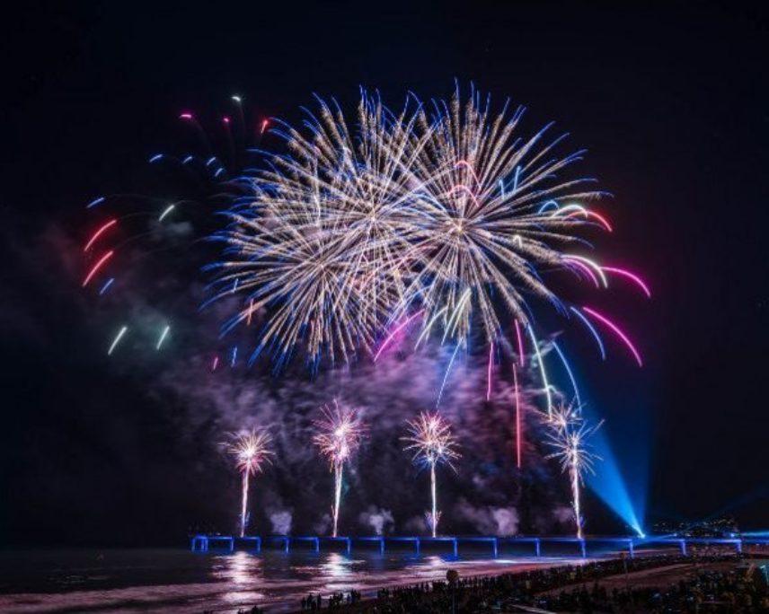 Matariki Fireworks Spectacular in Ōtautahi