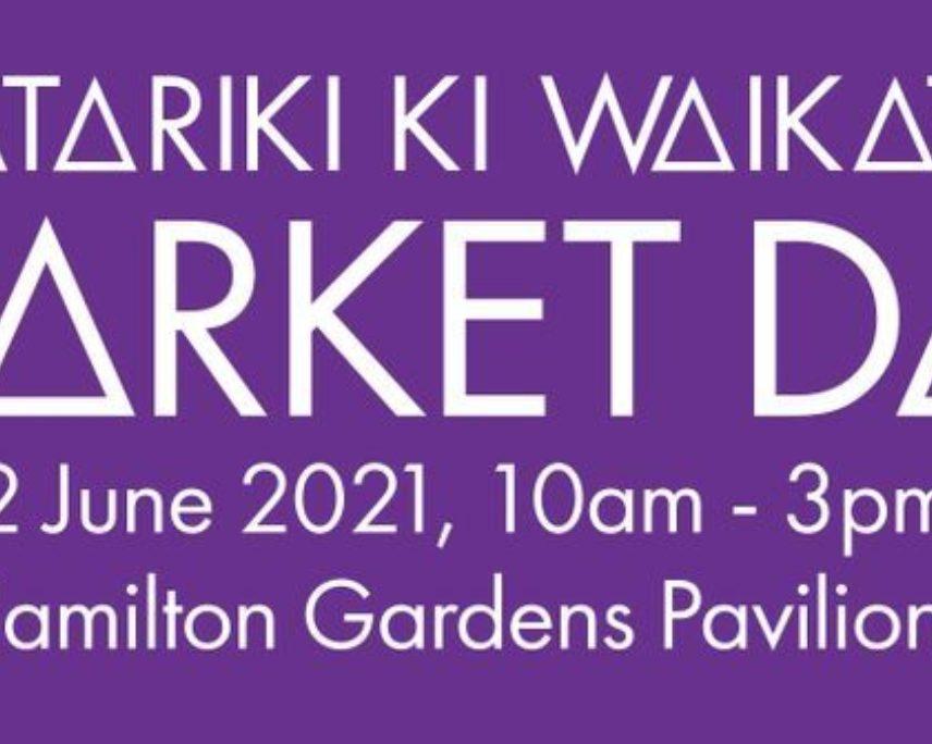 Waikato Matariki Market Day