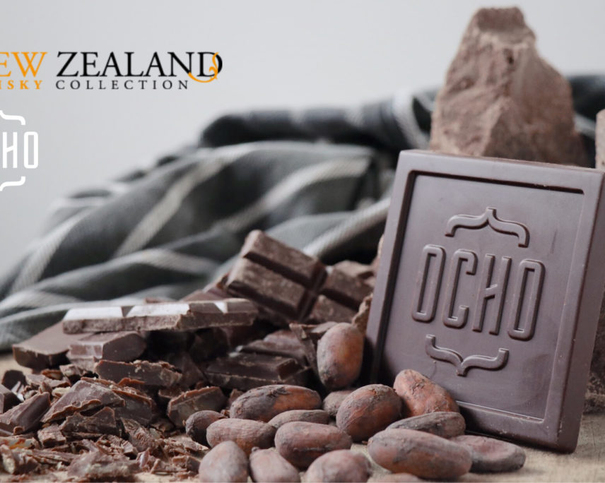Dine Dunedin: OCHO Chocolate and Whiskey Tasting