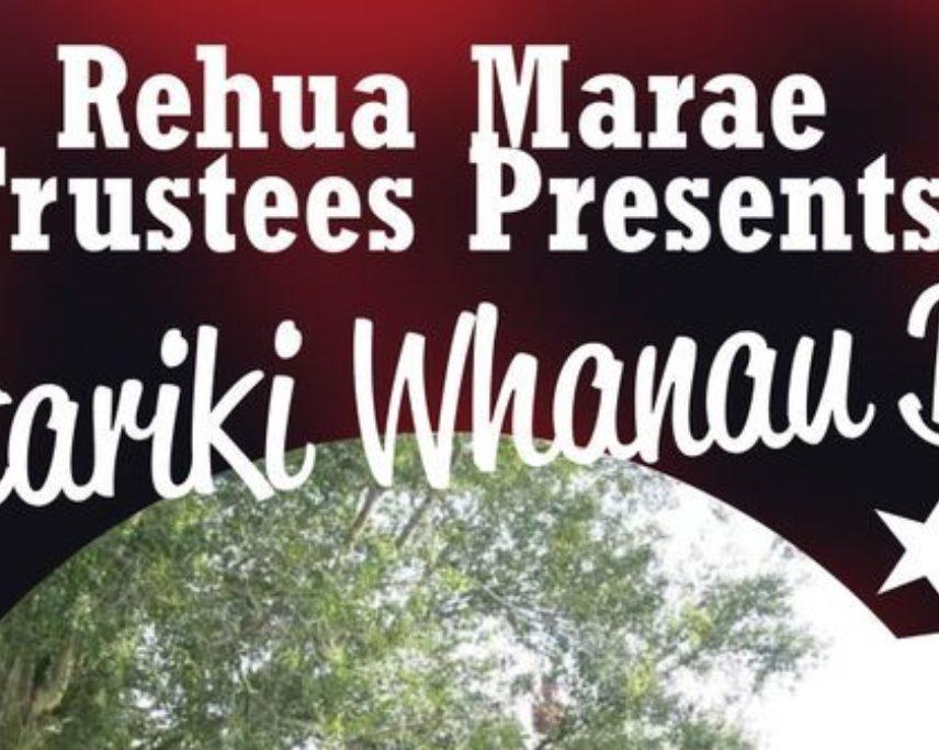 Rehua Marae 2021 Matariki Whanau Day