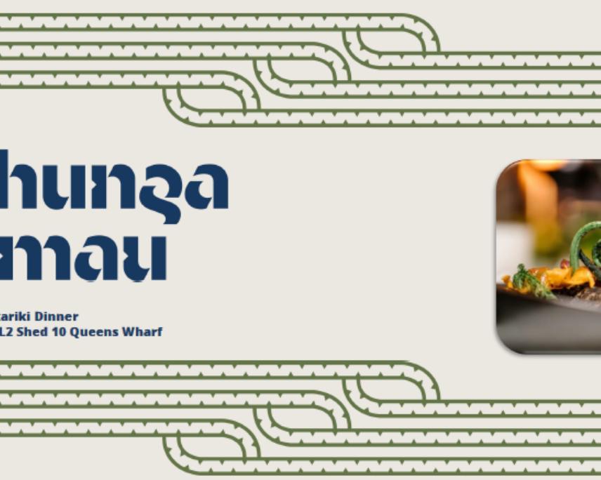 Tohunga Tūmau - Puanga Matariki Dinner