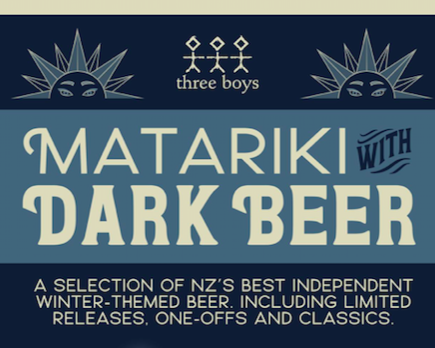 Matariki & Dark Beer Fest
