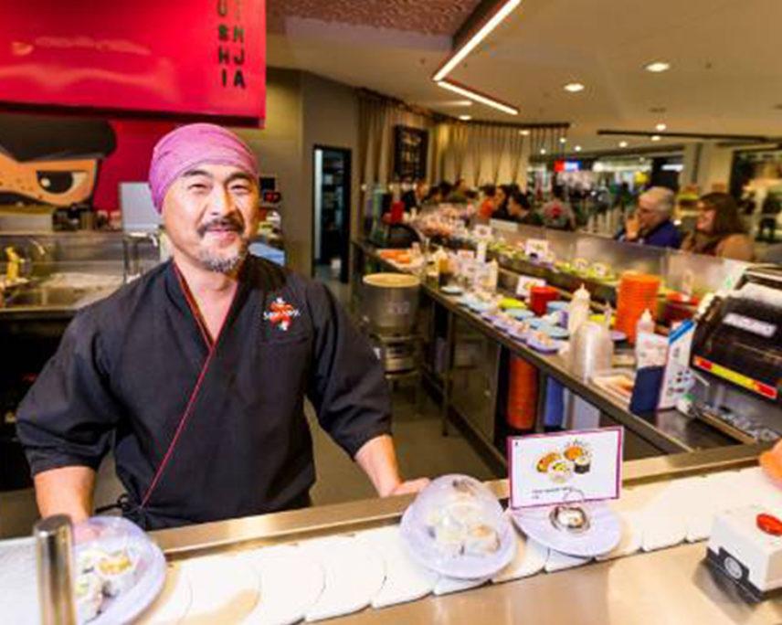 Feast Festival: Sushi Ninja: Ramen Festival