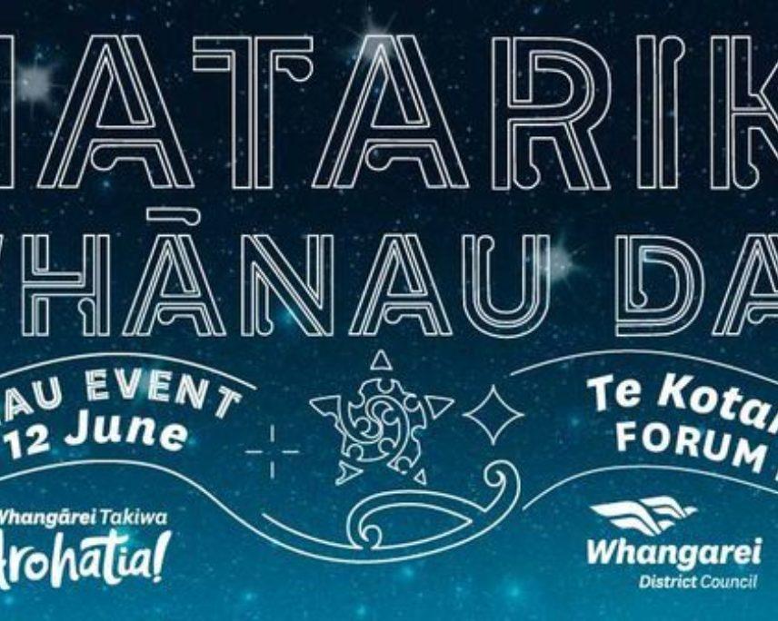 Matariki Whānau Day Whangarei